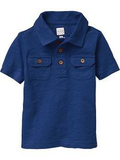 Slub-Knit Polos for Baby | Old Navy