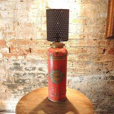 extinguisher lamp - Pesquisa Google