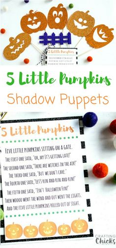 5 Little Pumpkins Sh