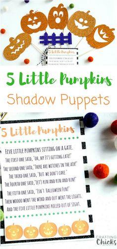 5 Little Pumpkins Sh