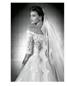 Descubre el catálogo St. Patrick 2016 | St. Patrick San Patrick, One Shoulder Wedding Dress, Wedding Dresses, Fashion, Vestidos, Godmothers, Fascinators, Brides, Bride Dresses