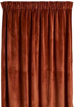 malika gardin 140x230 rust Rust, Design Ideas, Curtains, Interior Design, Bedroom, Color, Home Decor, Nest Design, Blinds