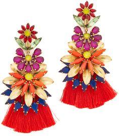 Elizabeth Cole Tianna Earrings