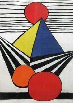 alexander calder painting - Google Search