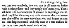 - Madeleine L'Engle, The Small Rain