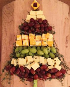 """181 Likes, 6 Comments - jessica turek (@jeturek) on Instagram: """"Christmas is the best thyme of year  #cheesycaption #christmas #christmasfood"""""""