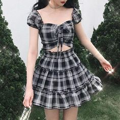 Romance Girl Dress – SYNDROME - Cute Kawaii Harajuku Street Fashion Store Source by anastasiastardarling kawaii Teen Fashion Outfits, Edgy Outfits, Korean Outfits, Pretty Outfits, Girl Outfits, Cute Outfits, Fashion Dresses, Harajuku Mode, Harajuku Fashion