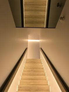 Stairs flat poland