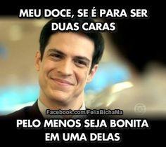 A página do Facebook Félix Bicha Má já soma mais de um milhão de fãs