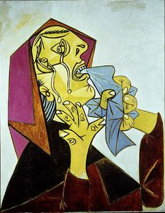 Image result for picasso la femme qui pleure 1937
