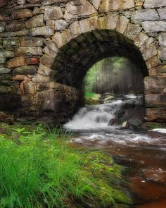 In the upper reaches of my home state of Connecticut in the town of Norfolk, you will find the hidden gem of Campbell Falls State Park. I thought the lighting was perfect to capture the mood of this stone arch bridge, which carries traffic (very little) in and out of the park.