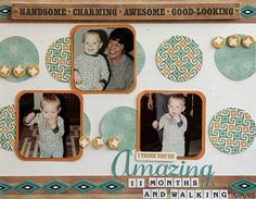 """I added """"Stamping With Cher: 11 months and walking."""" to an #inlinkz linkup!http://stampingwithcher.blogspot.com/2014/09/11-months-and-walking.html"""