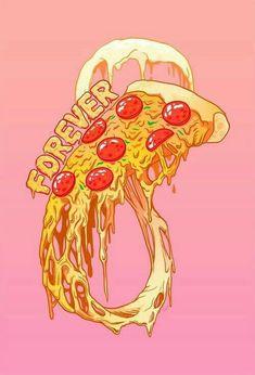 #wallpaper#duvarkağıdı#pizza#forever