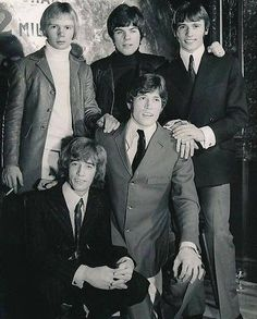 The Bee Gees with Vince and Colin