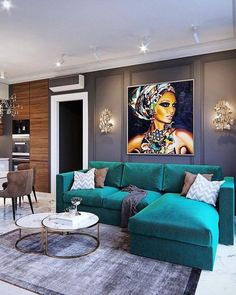 Colourful Living Room, Eclectic Living Room, Elegant Living Room, Chic Living Room, Cozy Living Rooms, Home Living, Apartment Living, Interior Design Living Room, Living Room Designs