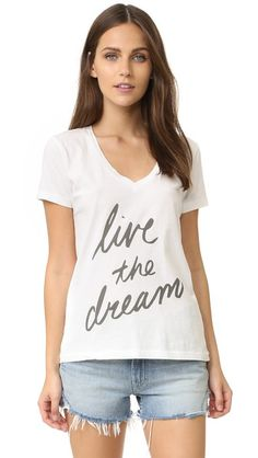Sol Angeles Live the Dream Tee