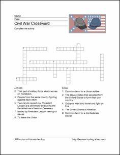 http://homeschooling.about.com/od/freeprintables/ss/civilwarprint_3.htm