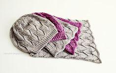 Robin Ulrich Studio: New Knitting Pattern - Greyhaven Hat