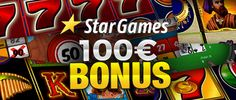 StarGames is a new online casino in the Germany which offers genuine casino experience. This is the reason why it deserved its place among the best in the last years and continues to up. Despite not so popular  as some of the competition, StarGames surely has what it takes to attract new customers and to please its current ones.