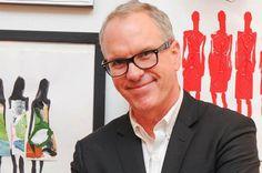Donald Robertson satirizes denizens of Fashion #Fashion, #Mitford, #SmashboxCosmetics