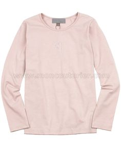 Creamie Basic T-shirt, Creamie Girl's Clothes, Creamie Clothing Fall Winter at Moncouturier Basic Outfits, Fall Outfits, Casual Outfits, Girls Winter Fashion, Clothing Basics, Fall Winter, Sweatshirts, Sweaters, Mens Tops