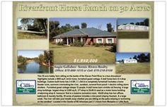 Hobby Farm on 30 Acres with Eleven Point River frontage!