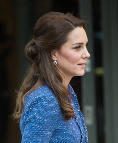 Catherine Duchess of Cambridge visits Ronald McDonald House Evelina London on February 28 2017 in London England