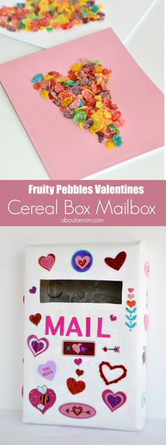 Best Of Cereal Box Mailbox