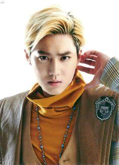 EXO | EXO-K | Kim Jun Myun (suho) | SMTown Hologram Musical 'School Oz' Brochure [scan] | Facebook
