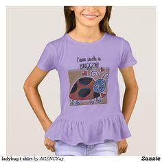 ladybug t shirt