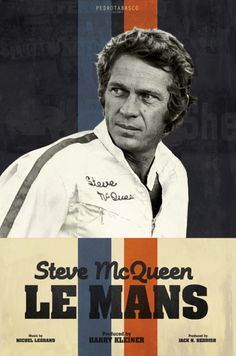 Le Mans with Steve McQueen