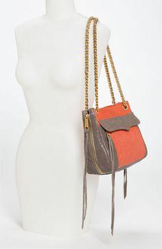 Rebecca Minkoff 'Swing Colorblock' Shoulder Bag