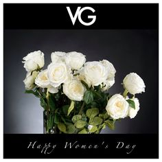 Every day should be like today. Hope all spent a special International Women's Day! Happy International Women's Day, Ladies Day, Interior And Exterior, Respect, March, Sunday, Contemporary, Photo And Video, Rose