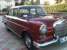 1966 Mercedes-Benz Fintail