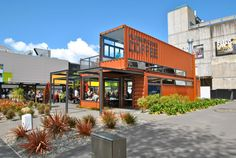 shipping container mall | shipping containers shopping mall