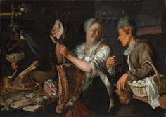 11 мая. Peter Wtewael: Kitchen Scene  | Heilbrunn Timeline of Art History | The Metropolitan Museum of Art
