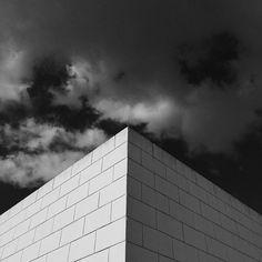 Block 1991 by Sol LeWitt Jerusalem Israel December 2015 #iphoneonly #vscocam