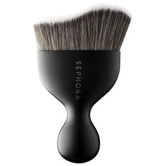 What it is:An all-in-one sculpting and shaping brush that can be used under the eye, hallows of the cheeks, and around the jaw area.   What it does:Define your best features and achieve an allover makeup look with this Pro Contour brush. Featuring