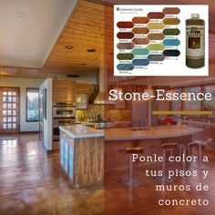 stone essence stain