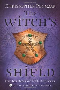 The Witch's Shield: Protection Magick and Psychic Self-Defense by Christopher Penczak, http://www.amazon.com/dp/B001TH82N0/ref=cm_sw_r_pi_dp_N2ANpb1VN89JT
