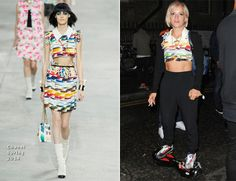 Lily Allen In Chanel – XOYO