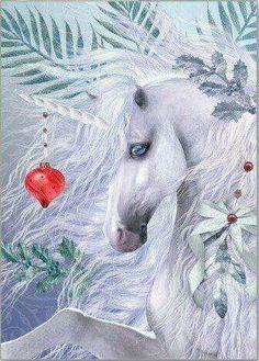 2015/12/31Christmas Unicorn