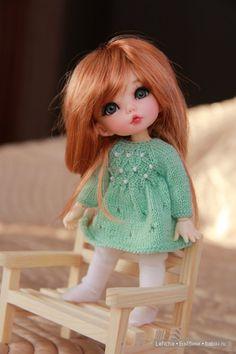 Мои малышки - пукифи. Анте. (PukiFee Ante Fayriland) / BJD - шарнирные куклы БЖД / Бэйбики. Куклы фото. Одежда для кукол