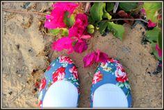 walking on sands :D