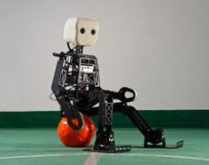 An inspiring collection of robot stories from Scott Turner on ScoopIt. Great for finding real world examples.