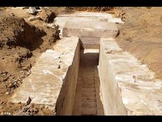 New Mysterious Pyramid 3,700 Years Old Found May Be Egypt's First Smooth...