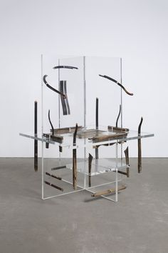 View Project No. 1 of the Year 2004 by Shao Fan at Galerie Urs Meile in Beijing, China. Discover more artworks by Shao Fan on Ocula now. Eclectic Furniture, My Furniture, Furniture Making, Modern Furniture, Furniture Design, Chinese Furniture, Single Sofa, Stackable Chairs, Interior Design