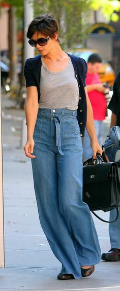 katie holmes style | Shoes of Prey || Design your perfect shoes online || shoesofprey.com