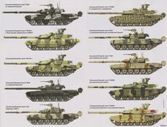 100%™ 2001-17 T-90 | Russian Red Army