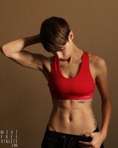 Anne-Marie Campbell: #Vegan #Black #Belt in Tae Kwon Do